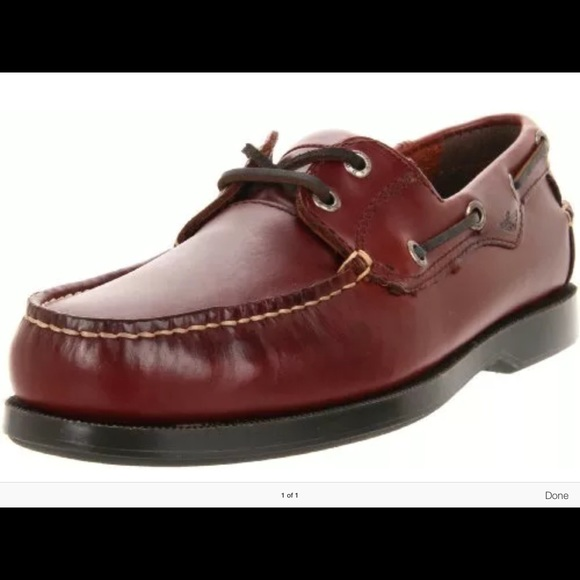4d2e3f8a157 Dockers Other - Dockers leather boat shoes size 12W